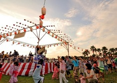 湘南・鎌倉の神輿や盆踊りなど夏祭りピックアップ2014年辻堂盆踊り