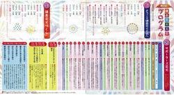 鎌倉花火大会のプログラム