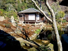 鎌倉紅葉スポット鎌倉駅周辺の海蔵寺