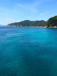 湘南藤沢から五島列島へ若松島の瀬戸