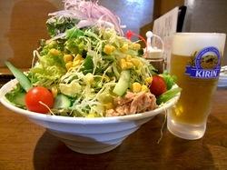 藤沢やきにく本舗善行店の焼肉やきにく本舗サラダ