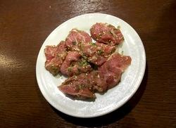 藤沢善行のホルモン焼き元気屋のカシラ
