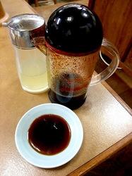 藤沢善行の深夜焼肉居酒屋いきよいの自家製タレ