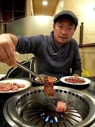 藤沢市善行の焼き肉松の実