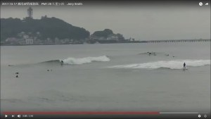 七里ガ浜最新波情報動画