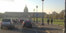 Heading from Charles de Gaulle to Paris