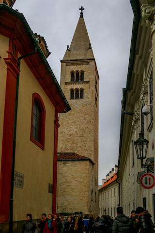 Černá věž (Black Tower)