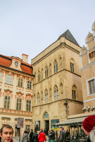 Staré Město (Old Town)