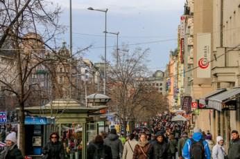 Václavské náměstí (Wenceslas Square)