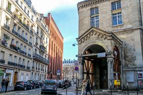 6th Arrondissement Area