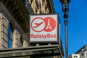 RoissyBus to CDG Airport