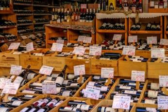 Wine - Rue Mouffetard