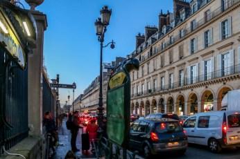 Tuileries Metro