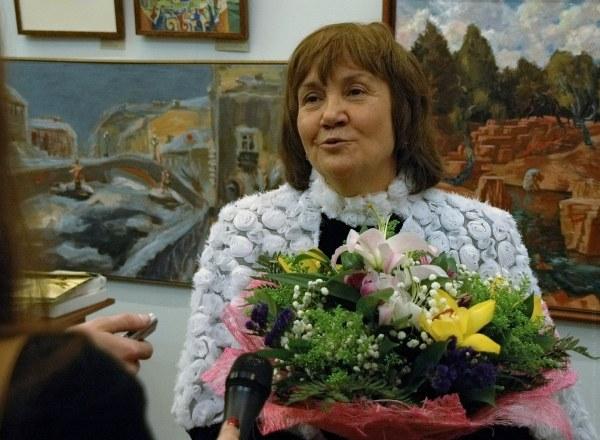 Основатель хора и первый дирижёр— Наталия Мстиславовна Лопухова