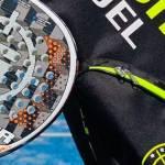 Nueva pala de pádel SHOOTER PADEL con fibra aluminizada