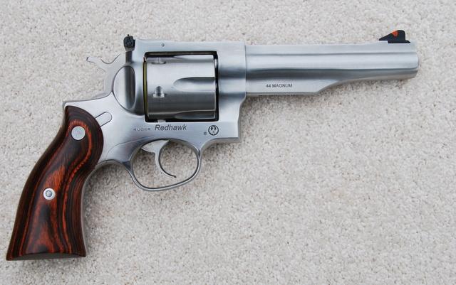 Ruger Redhawk 5004