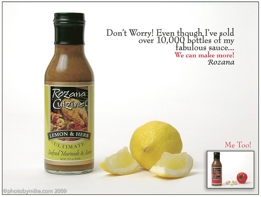 rosanna's sauce pm