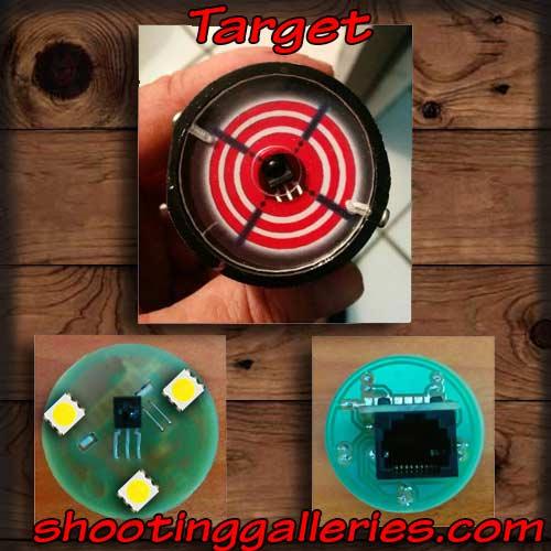 infrared target