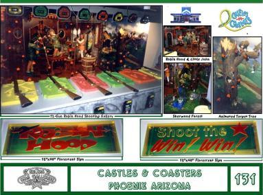 Castles-n-coasters Robin Hood