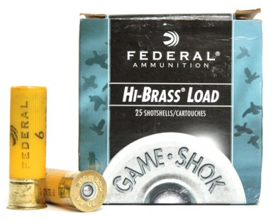 Box of shotshells