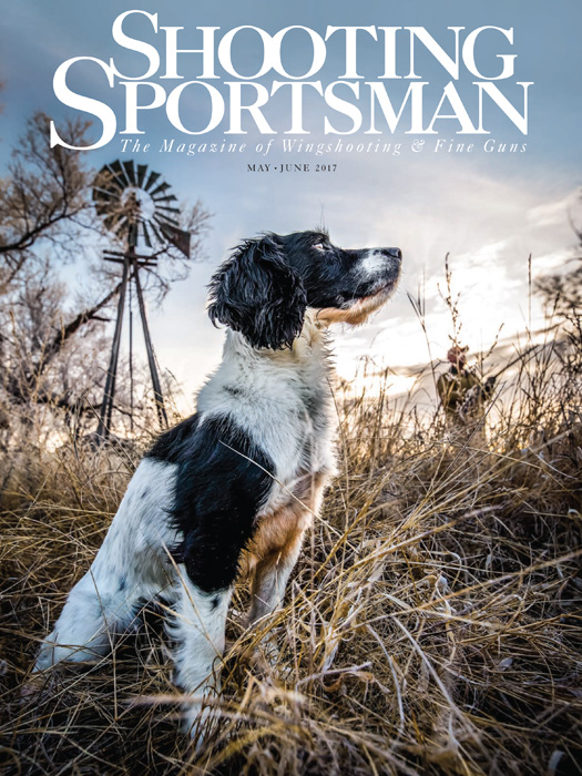 Shooting Sportsman Magazine - May/June 2017 cover
