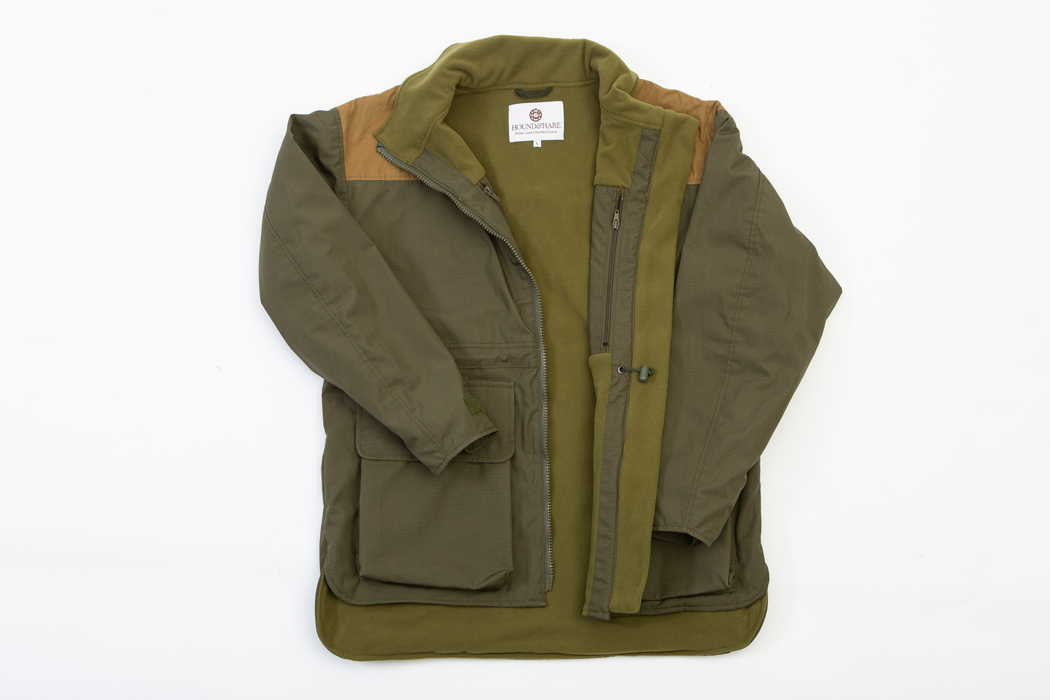 A Jacket for the Uplands