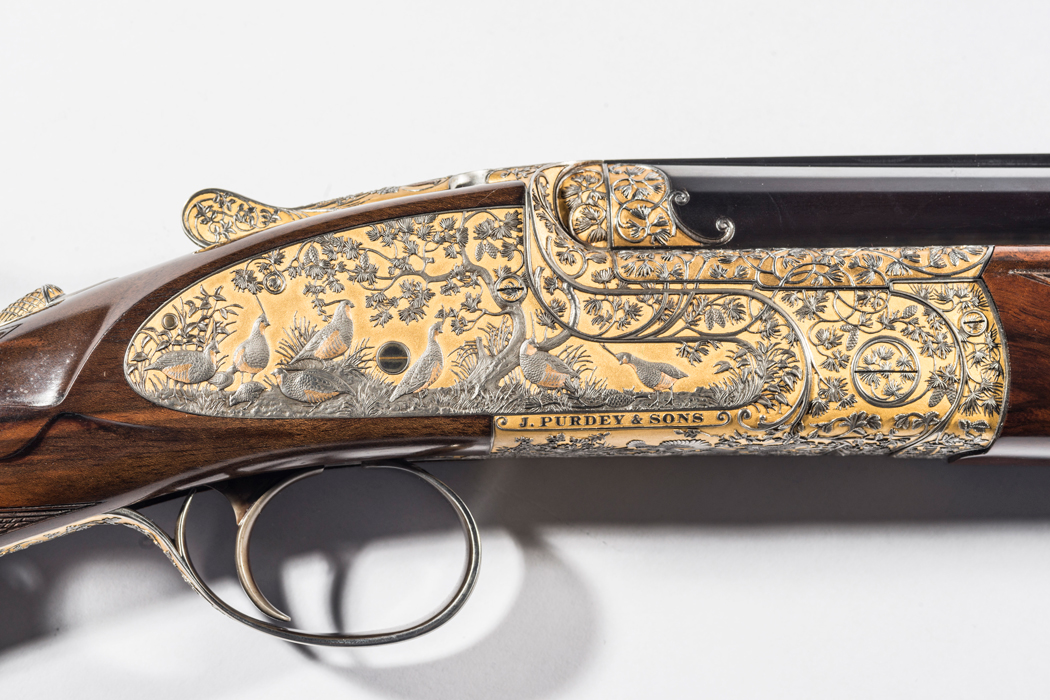 A Decorative-Arms Collection