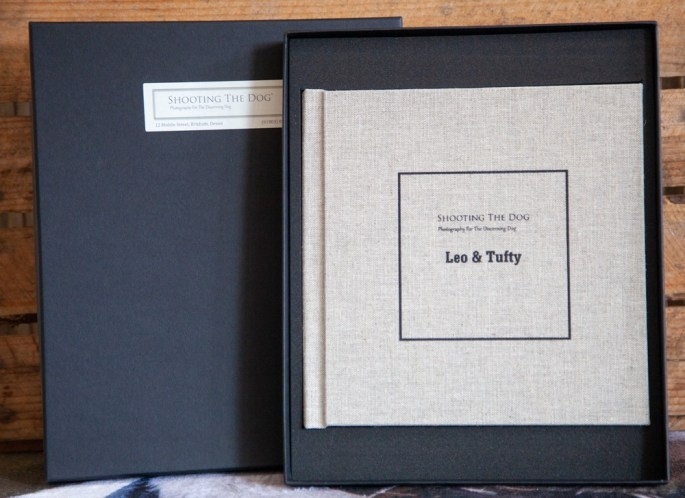 Fine Art Photo Book Sample
