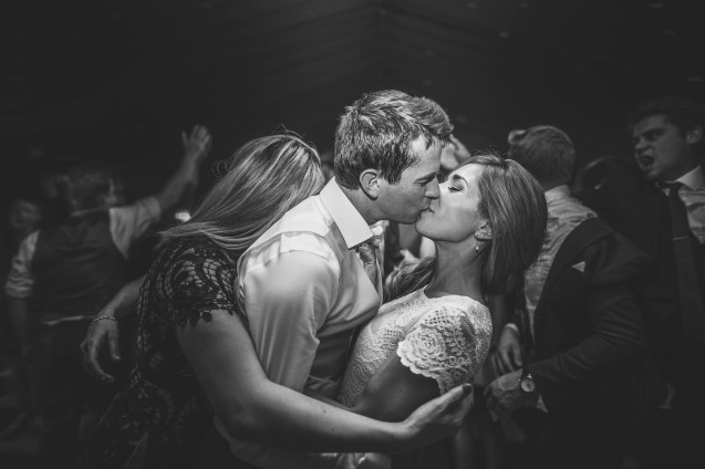 Rose & Matt's Leicestershire Home Wedding
