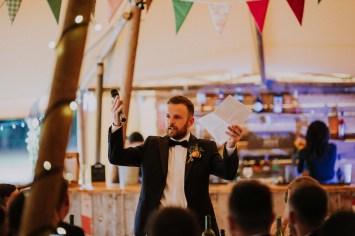 the grooms wedding speech