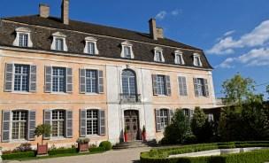 Château de Pommard.