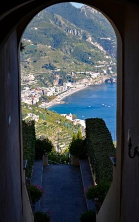 Hotel Caruso, Ravello, Italy.