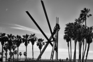 Venice Beach Sculpture.