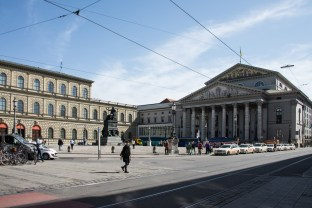 Residenzmuseum and Theater.