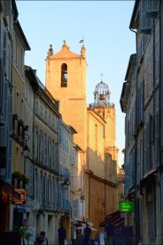 Old town, Aix-en-Provence.