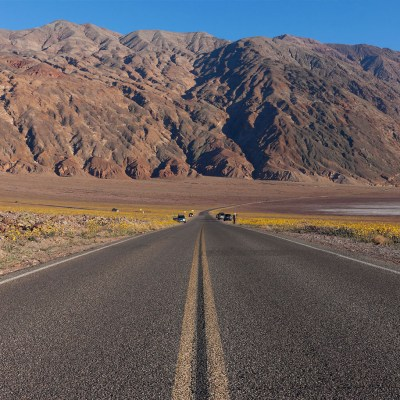 Death Valley: Golden Hour Landscapes
