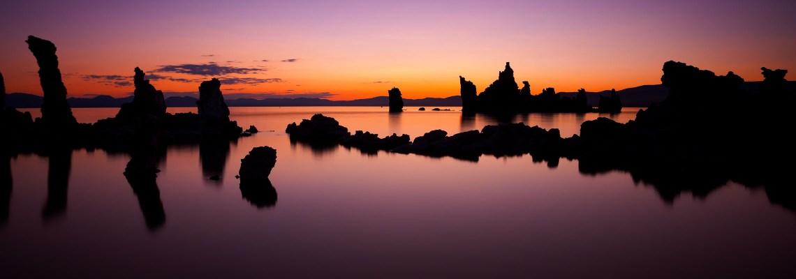 Mono Lake: Morning Light at South Tufa Beach