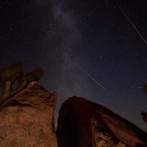 Joshua Tree National Park: Sunset and Star Shots