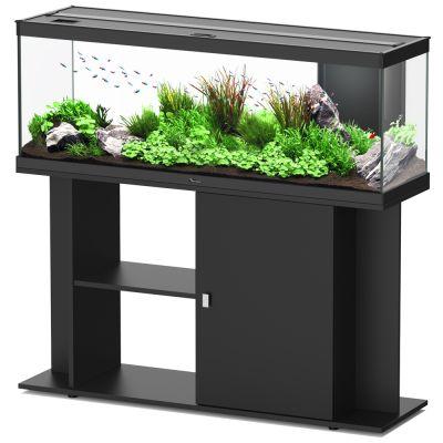 Ensemble aquarium/sous-meuble Aquatlantis Style LED 120 x 40