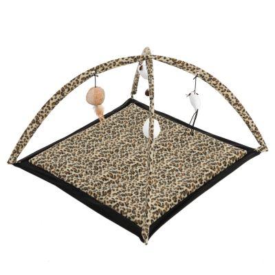 tapis de jeu little leo pour chat