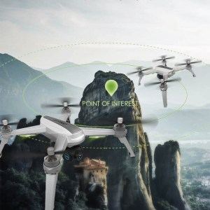 X5 GPS positioning 2K brushless HD aerial drone