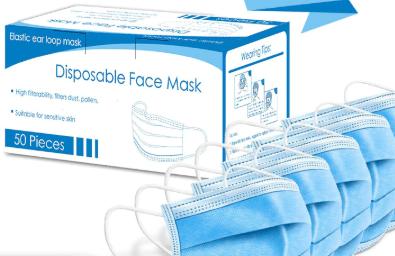 50 masques