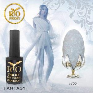 Гель лак Rio Profi Серия Fantasy 7 мл №1 Дейенерис
