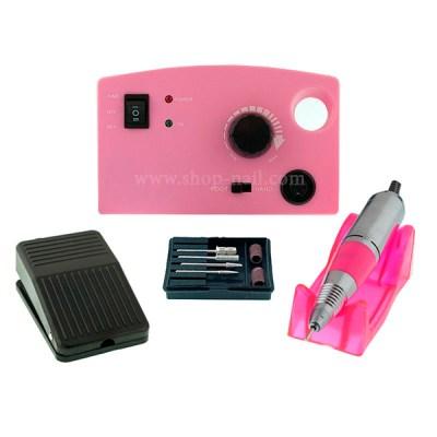 Машинка для маникюра и педикюра US-503 Розовый