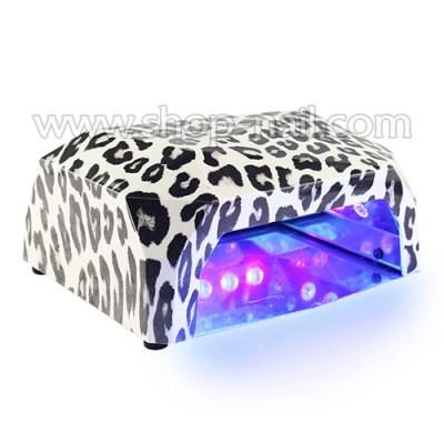 Led лампа 36 ватт UV 12 Вт + LED 24 Вт