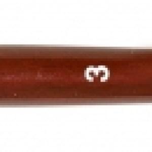 DK63R — Кисть наклонная из волоса колонка