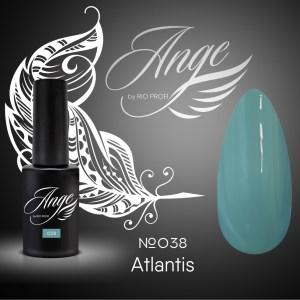 Каучуковый гель-лак Ange by Rio Profi №38 Atlantis, 7 мл