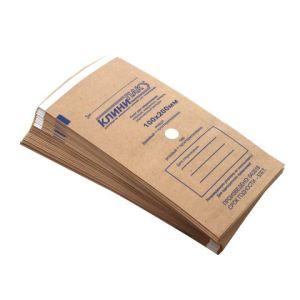 Крафт пакет 100*200 (1 шт)