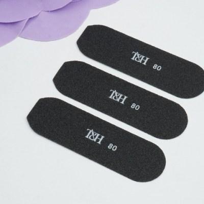 Сменные файлы  80 грит T&H для ног (с мягкой подложкой)