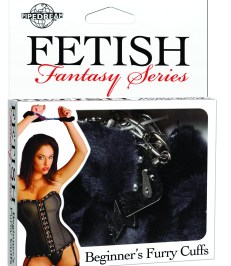 Fetish Fantasy Series Beginner's Furry Cuffs - Shop-Naughty.co.uk